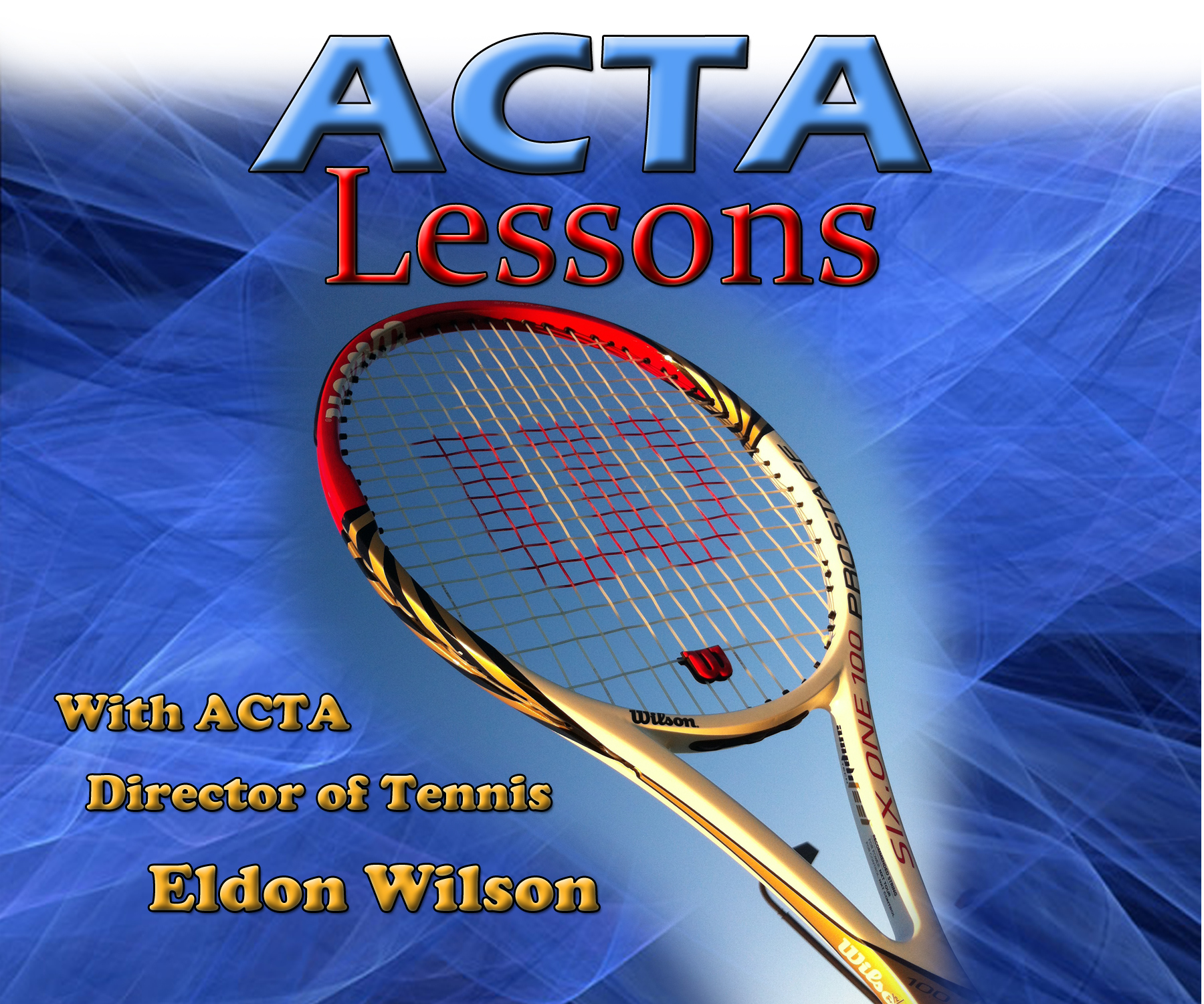 2016 ACTA Bonnies Lessons August